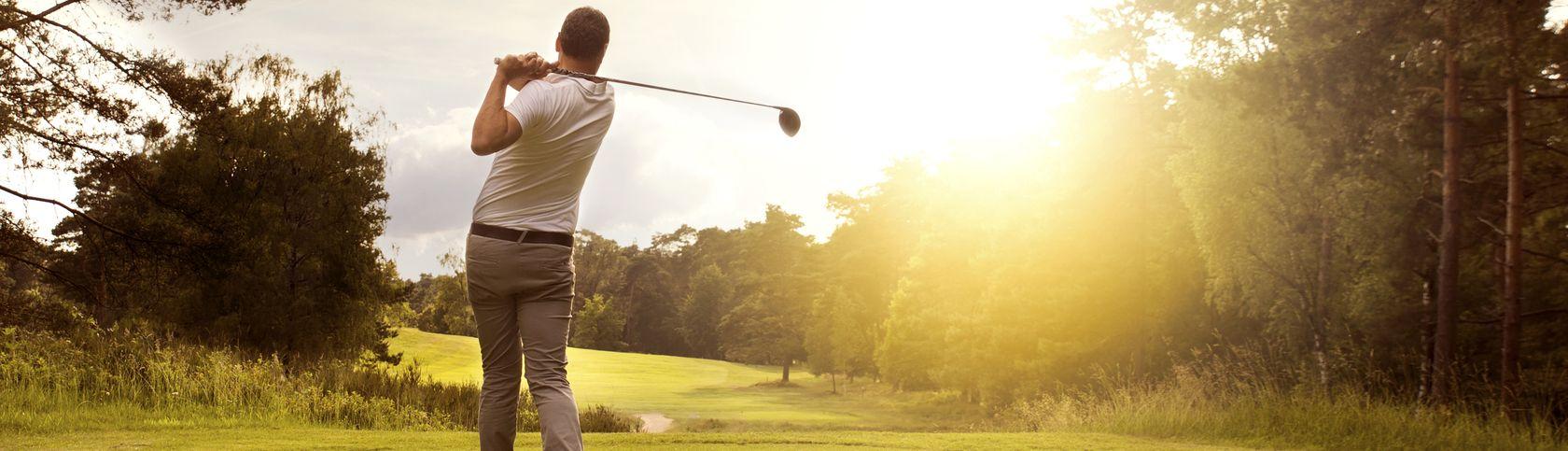 Past Events:  Golf Tournament